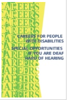 Careers for People With Disabilities Cover Book