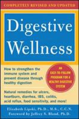 Digestive Wellness book cover