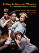 Acting in Musical Theatre Cover Book