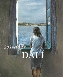 Salvador Dali Book Cover