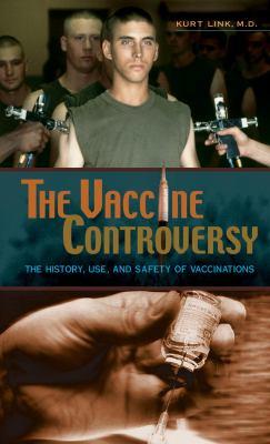The vaccine controversy book cover