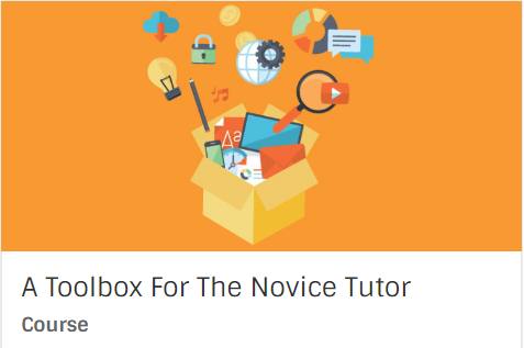 A toolbox for the novice tutor