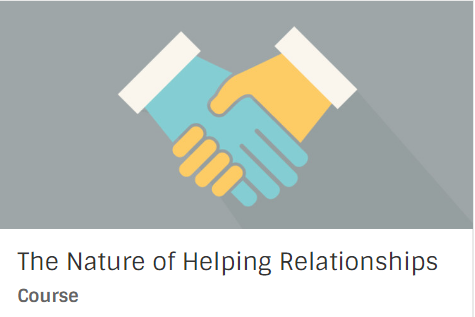 The nature of helping relationships