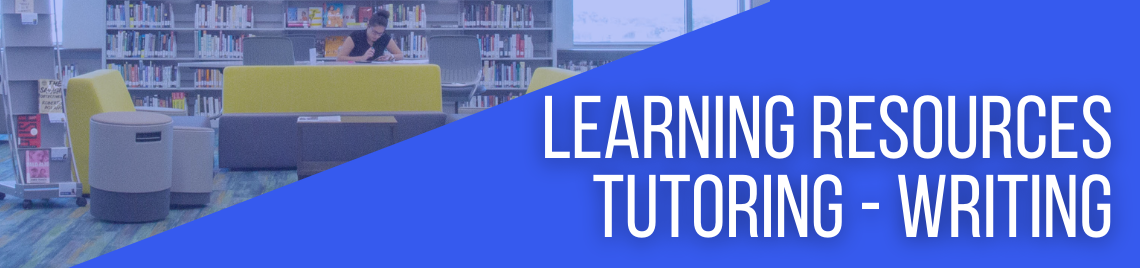 Learning Resources Tutoring - Writing