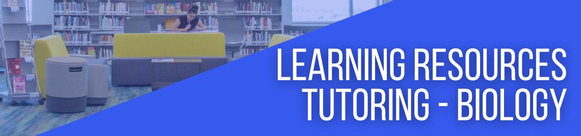 Learning Resources Tutoring - Biology