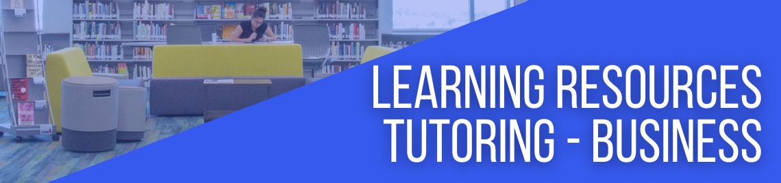 Learning Resources Tutoring - Business