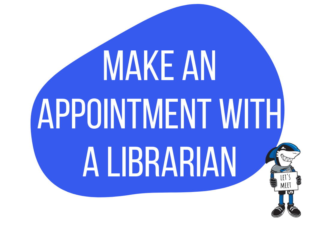Make an appointment with a librarian
