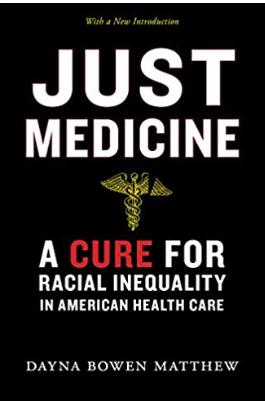 Just medicine book cover