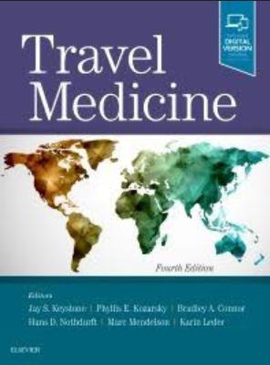 Travel Medicine book cover