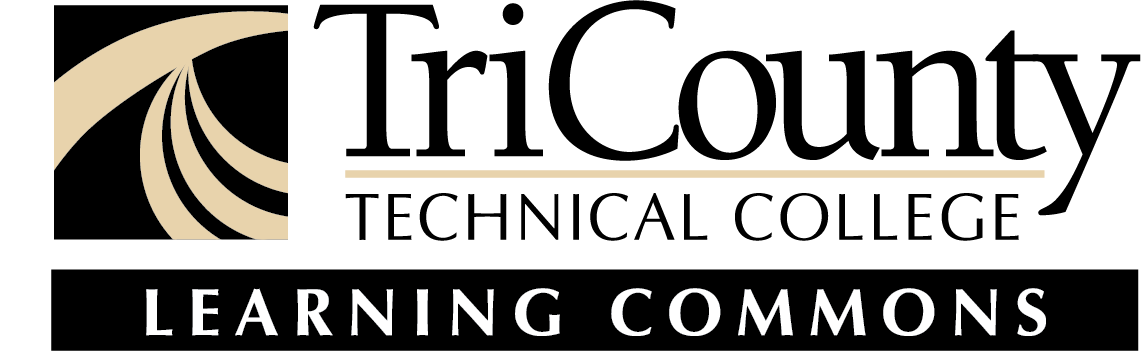TCTC Learning Commons logo
