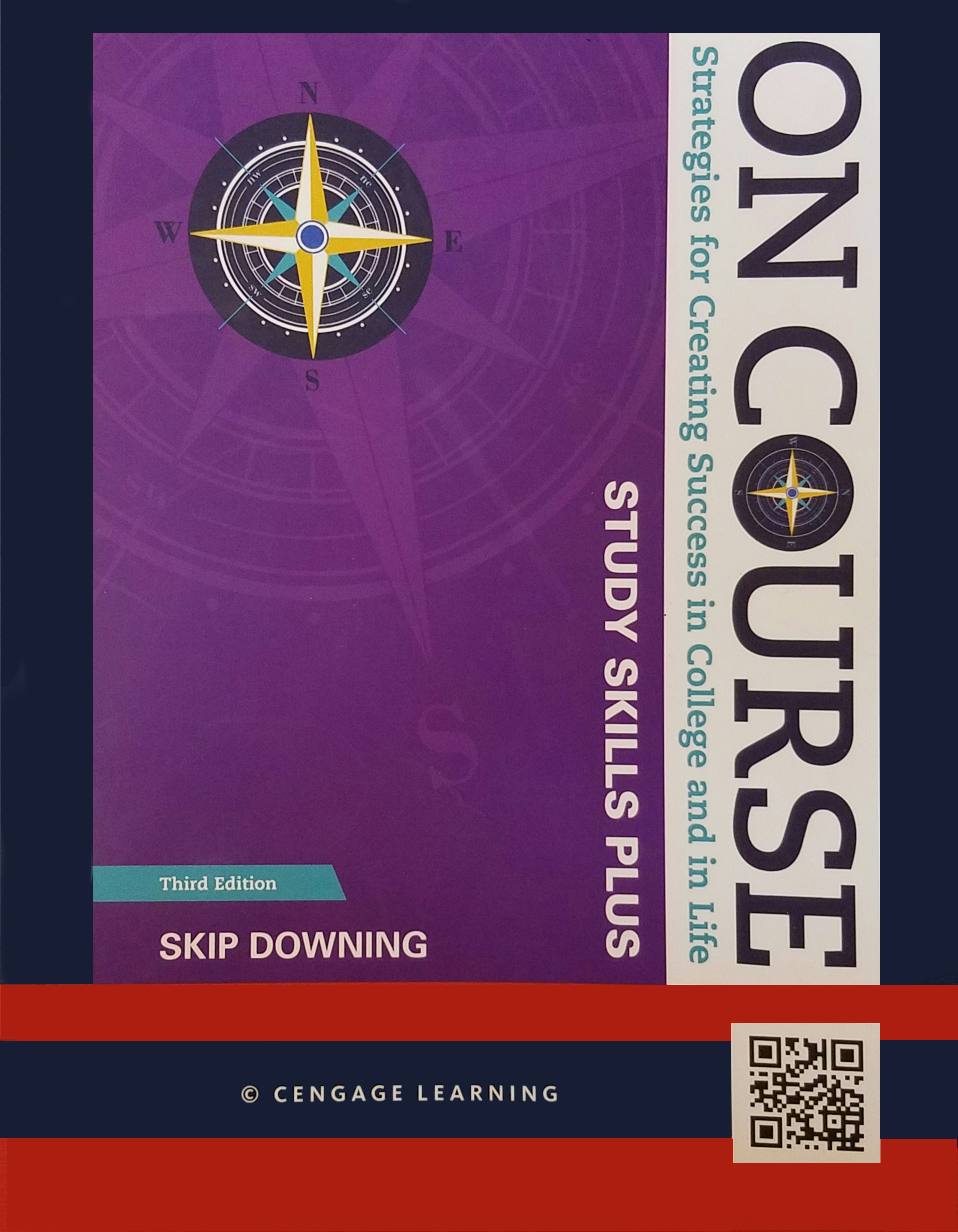 Cover Image of On Course Textbook