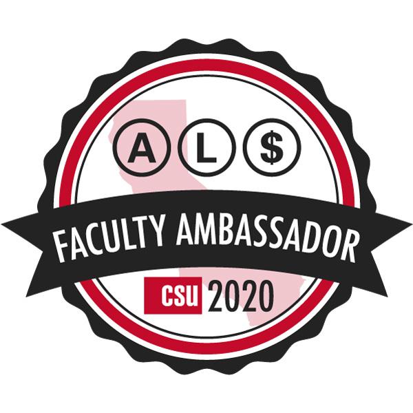 Faculty Ambassador