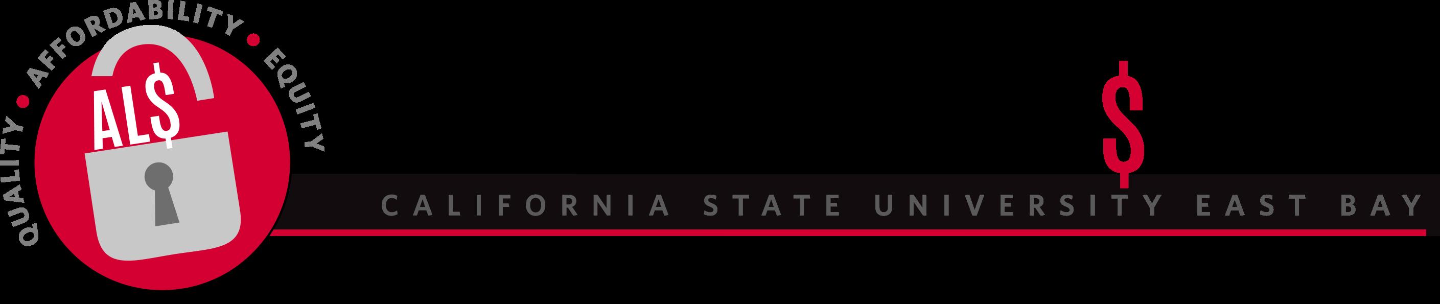 CSUEB ALS logo
