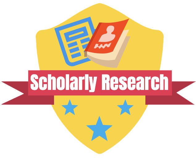 Scholarly Research Badge