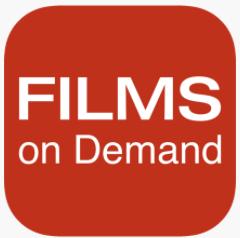Films on Demand icon