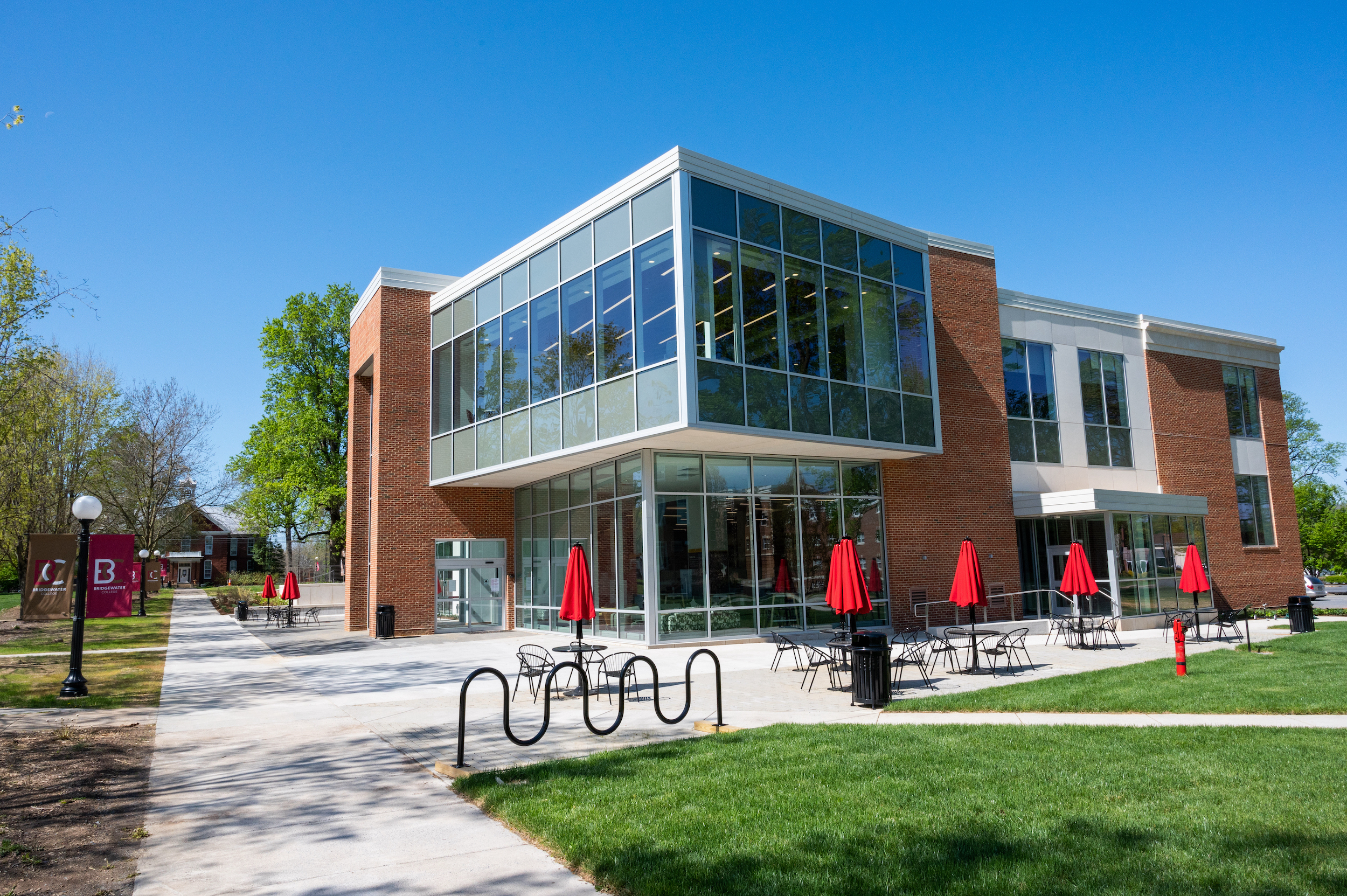 Forrer Learning Commons Exterior