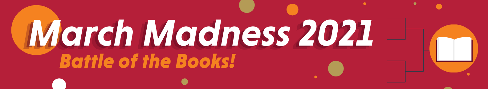 March Madness 2021: Battle of the Books