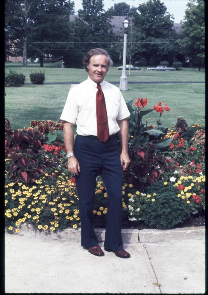 President Richard Rosser