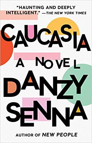 Caucasia book cover