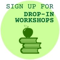 Sign up for drop-in workshops icon
