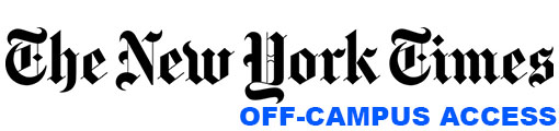 New York Times Off-Campus Logo
