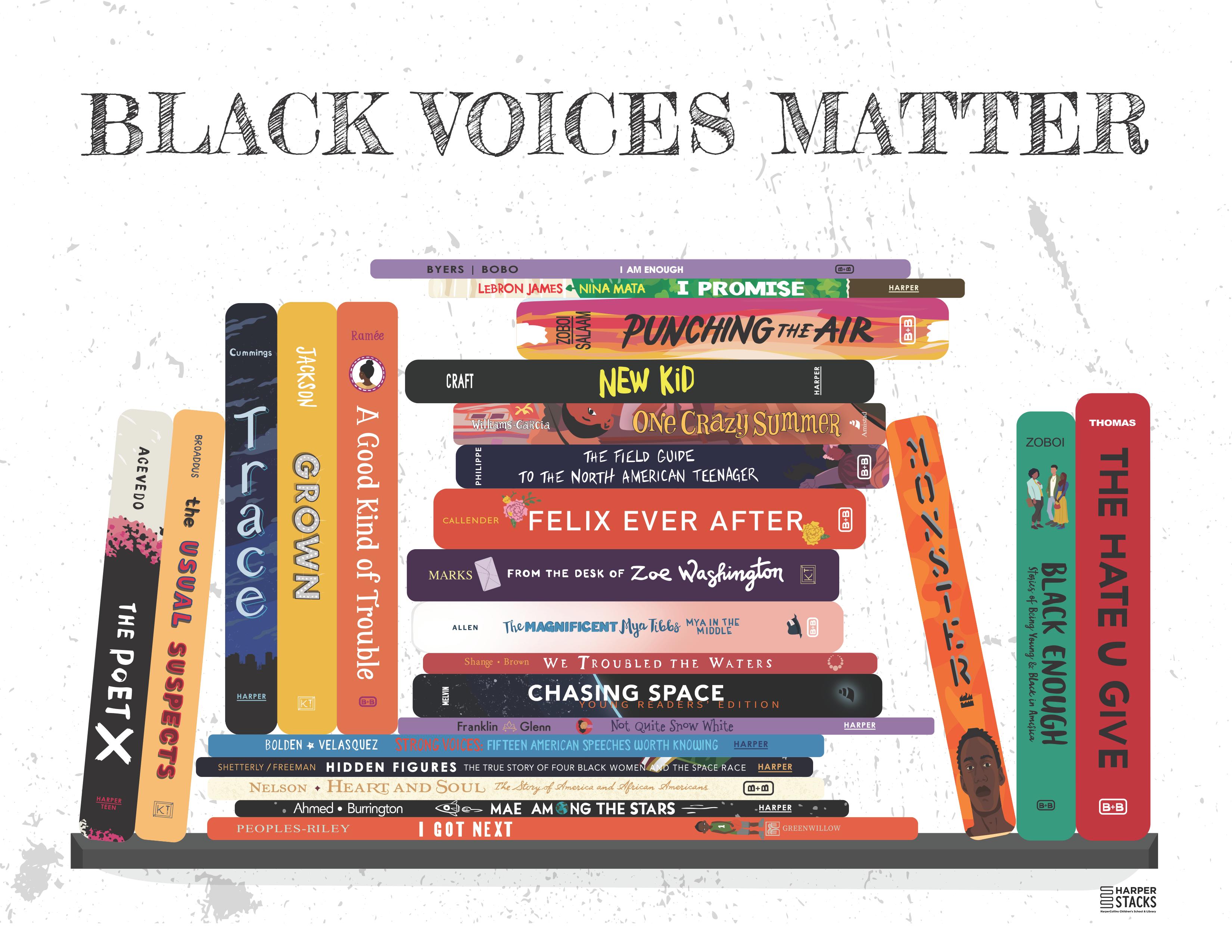 Black Voices Matter