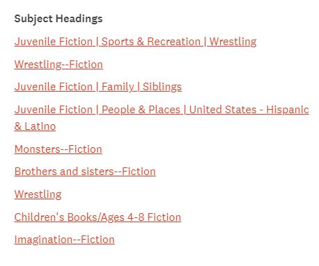 Subject Headings