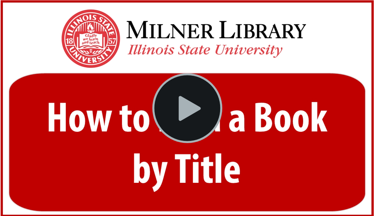 Find a Book by Title Thumbnail