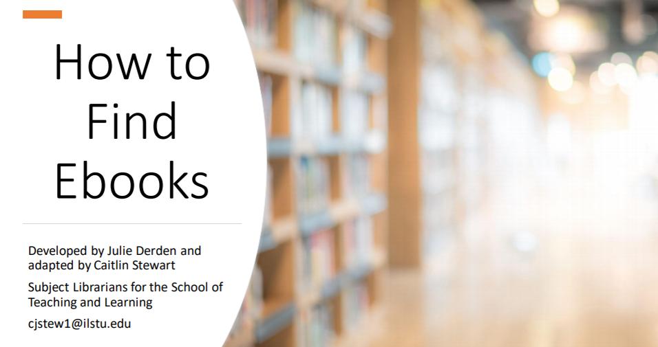 Find an e-book thumbnail