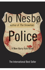 Audiobook cover for Police by Jo Nesbo