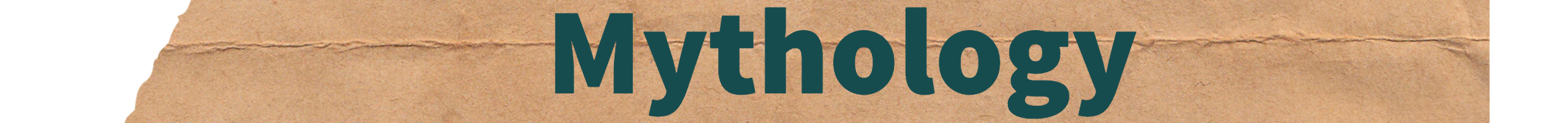mythology banner