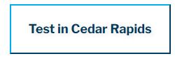 Test in Cedar Rapids