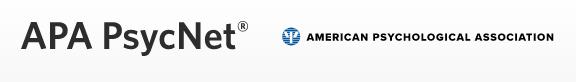 American Psychological Association PsycNet lgog