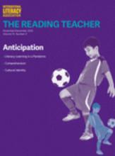 The Reading Teacher Cover