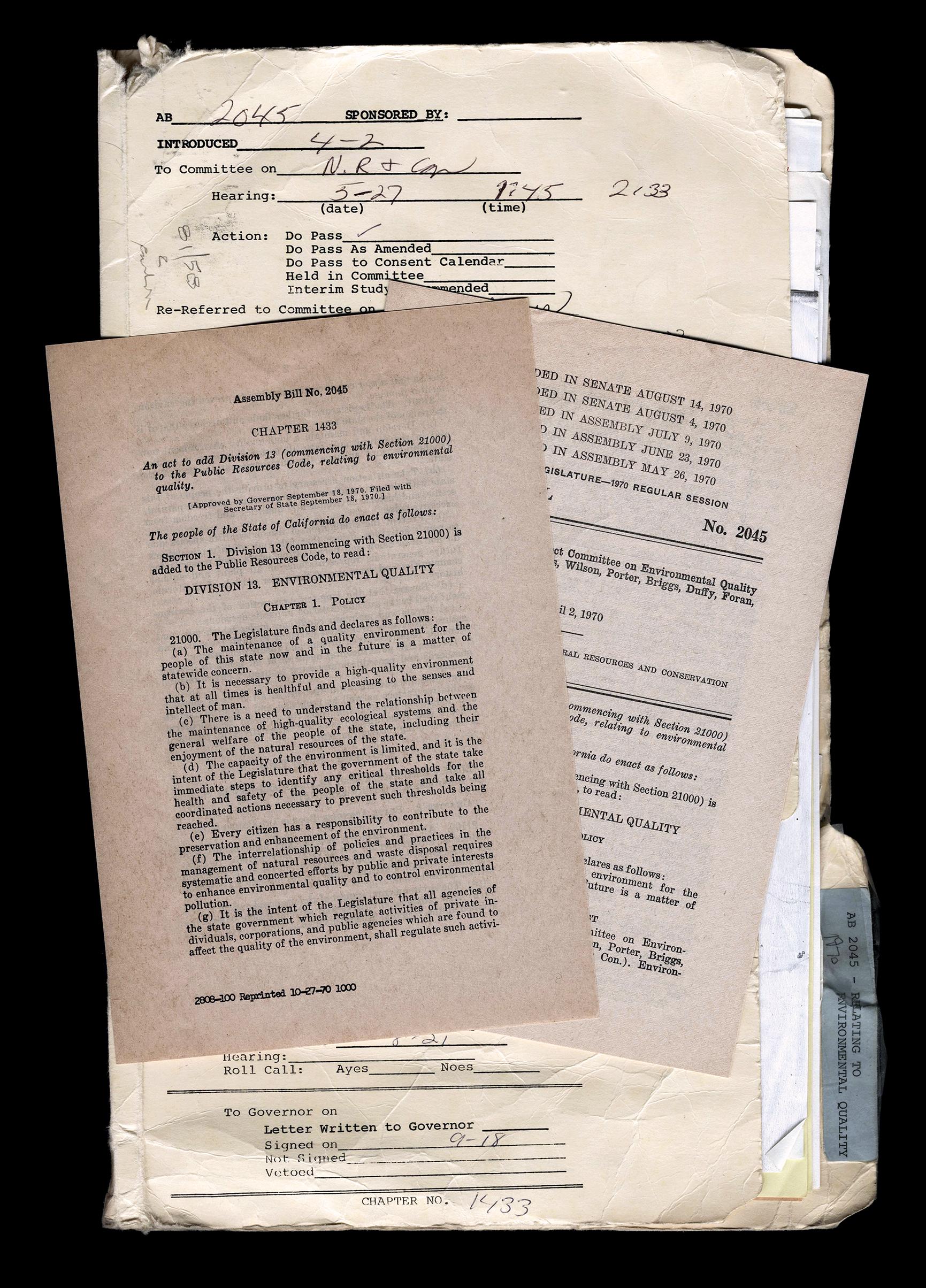 John Knox AB 2045 File Folder