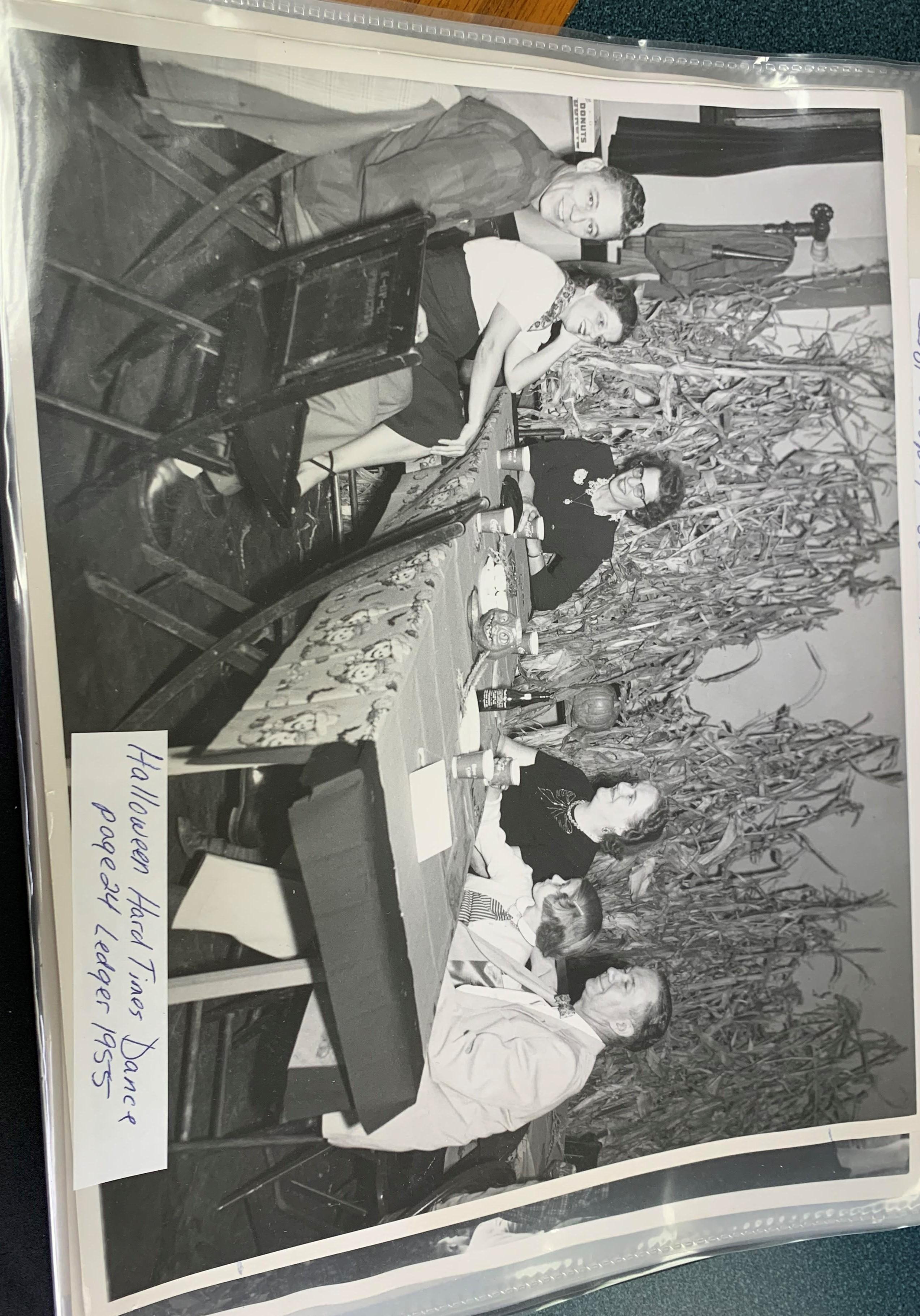 halloween dance 1955 2
