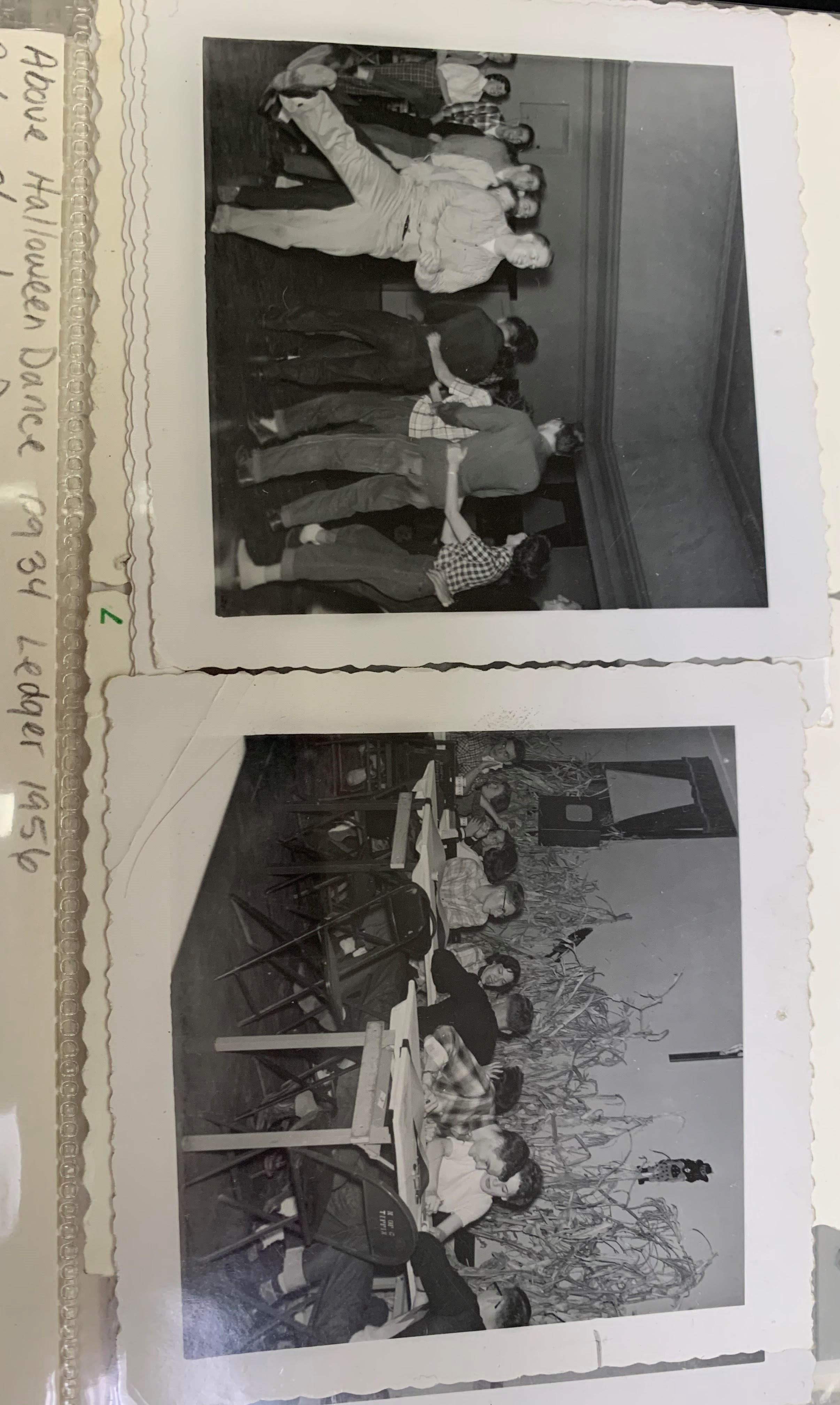 halloween dance 1956 2