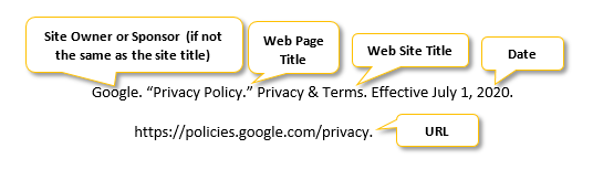"Google period quotation mark Privacy Policy period quotation mark Privacy ampersand Terms period Effective July 1 comma 2020 period <a href= ""https://policies.google.com/privacy"" </a> period"