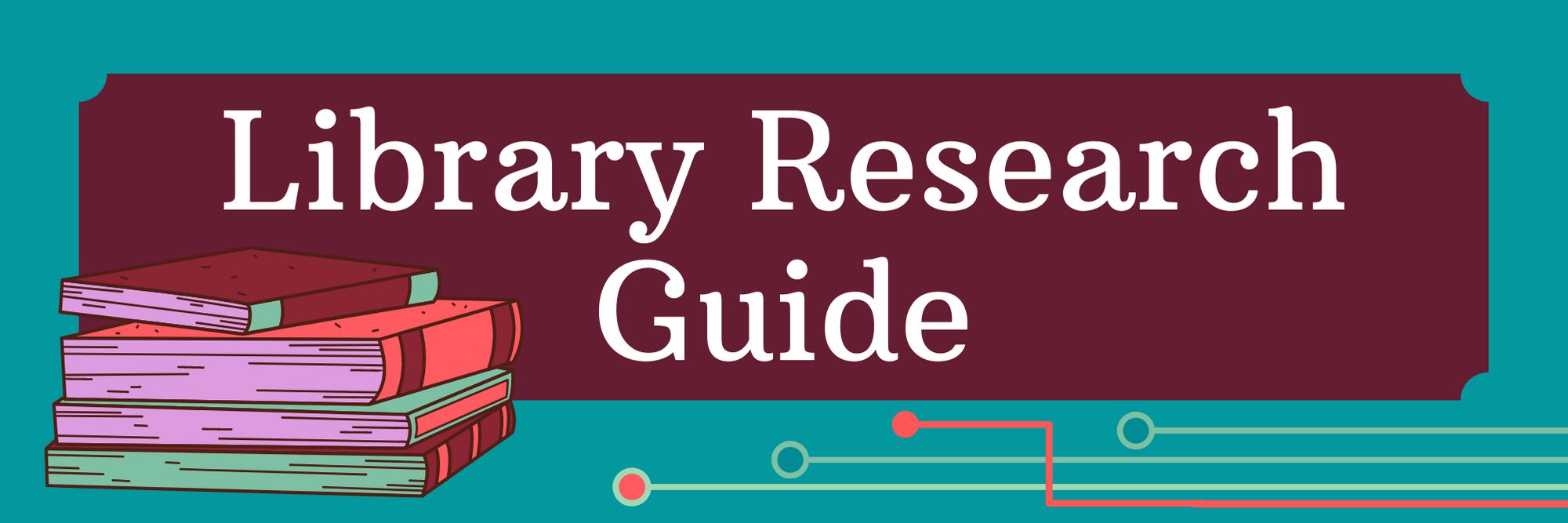 Start your research here!