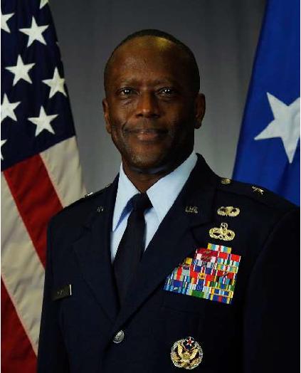 Brigadier General Ronald E Jolly, Sr