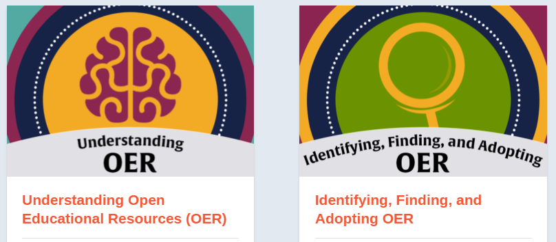 Link to SUNY OER Community Courses