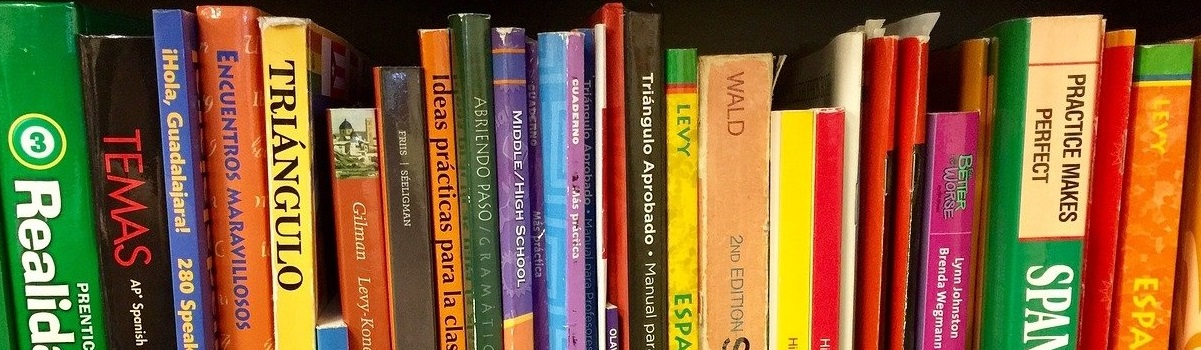 Spanish books header image