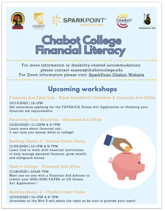 financial literacy events