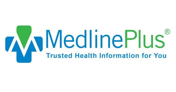 MedlinePlus logo