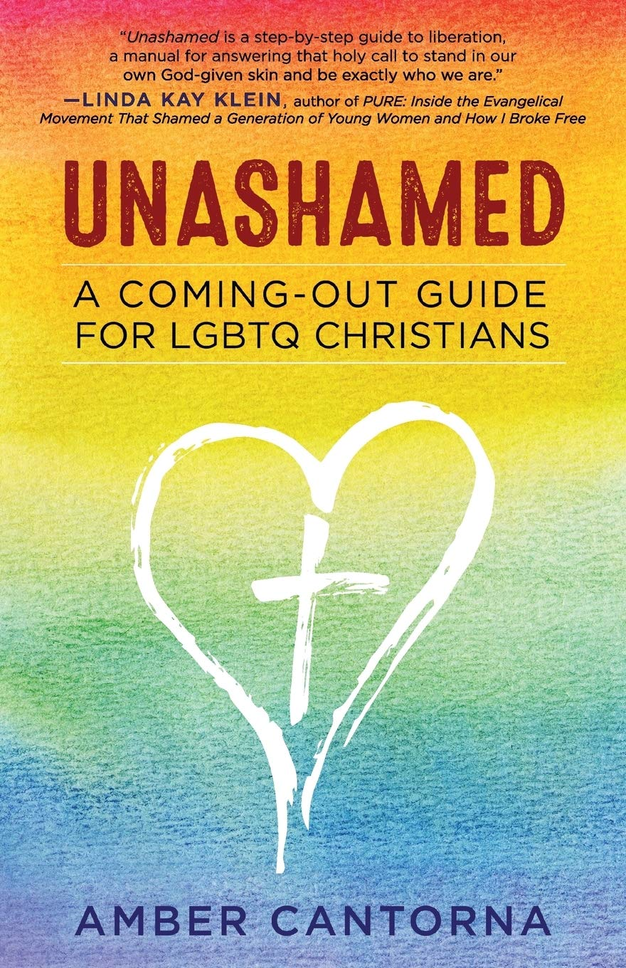 Unashamed by Amber Cantorna