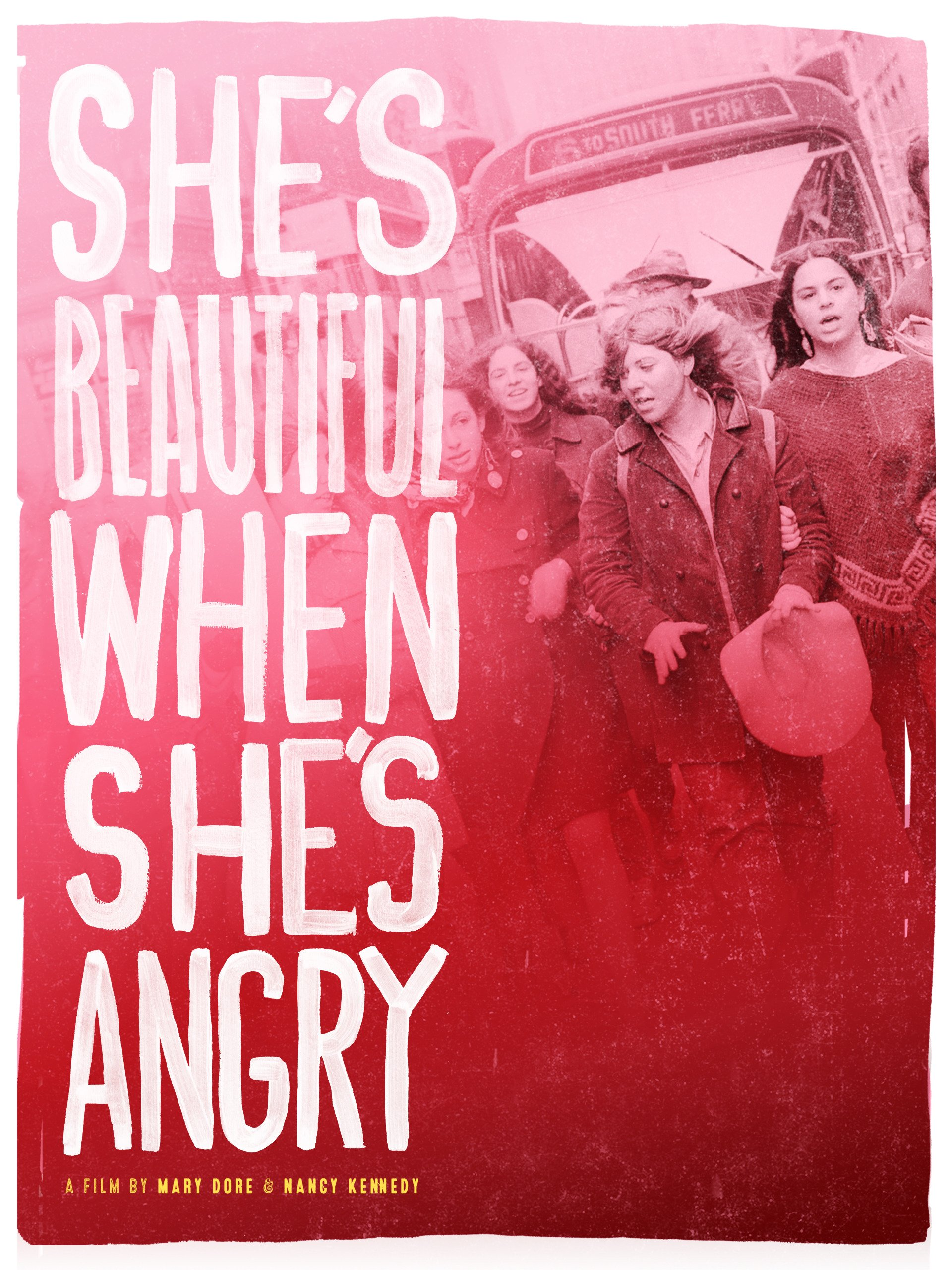 she's beautiful when she's angry film cover