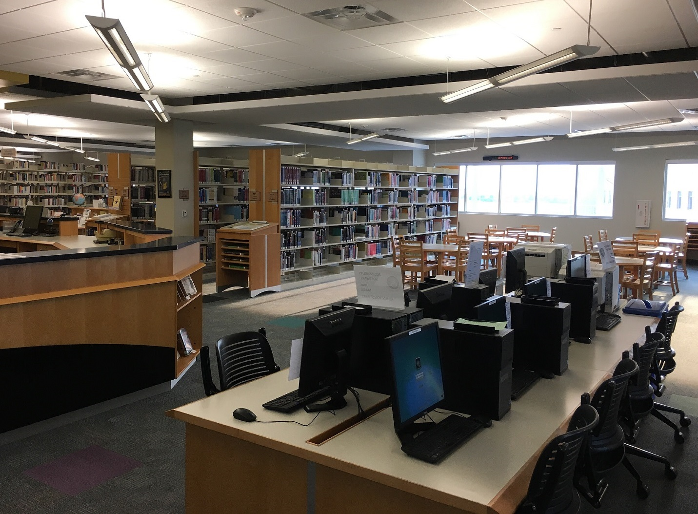 RRC Library