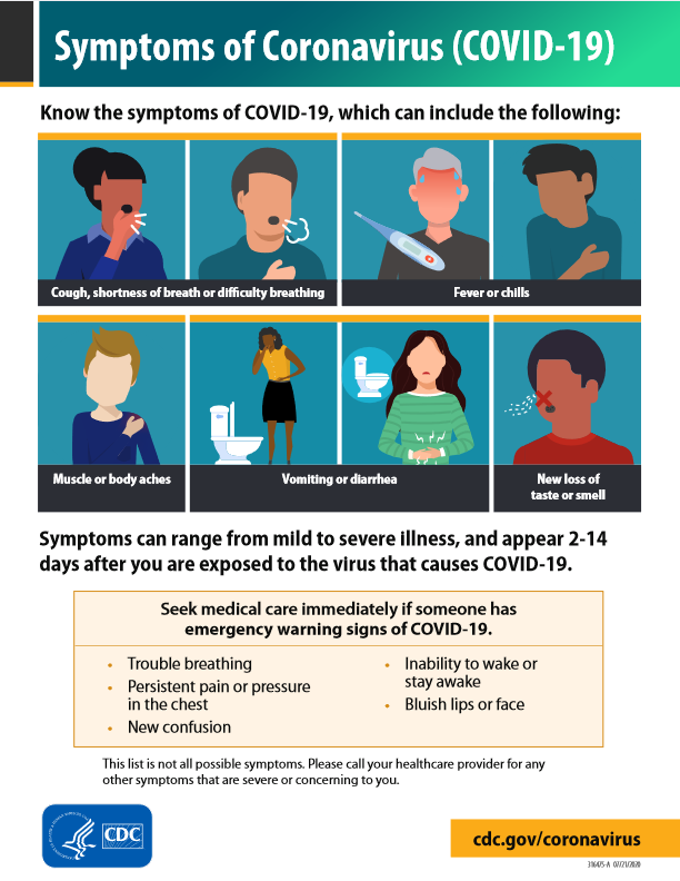 https://www.cdc.gov/coronavirus/2019-ncov/downloads/COVID19-symptoms.pdf