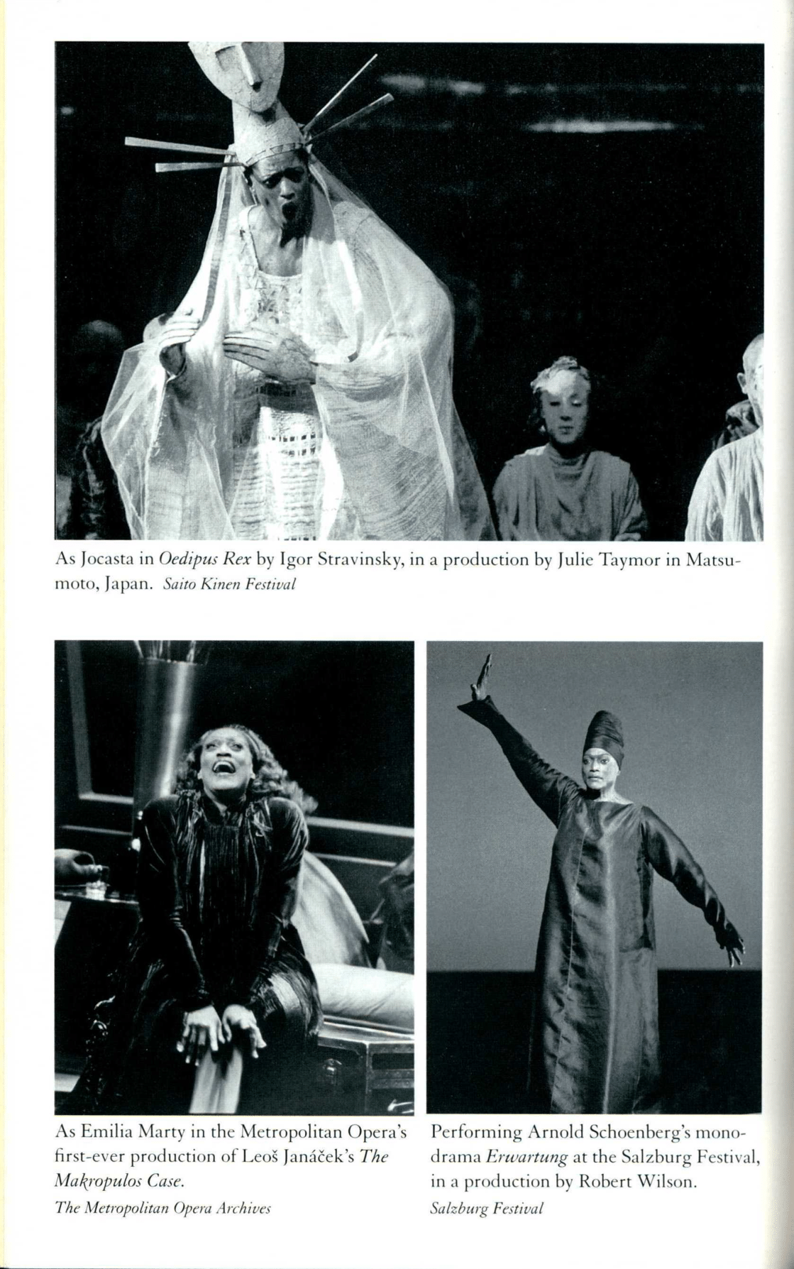 Pictures from Her Autobiography