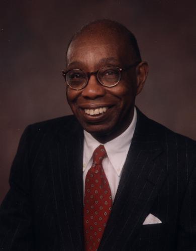 Headshot of George Walker